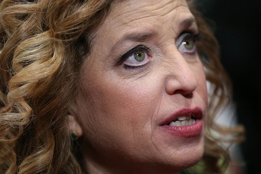 Debbie Wasserman Schultz did not get promoted and she's not running Hillary's campaign