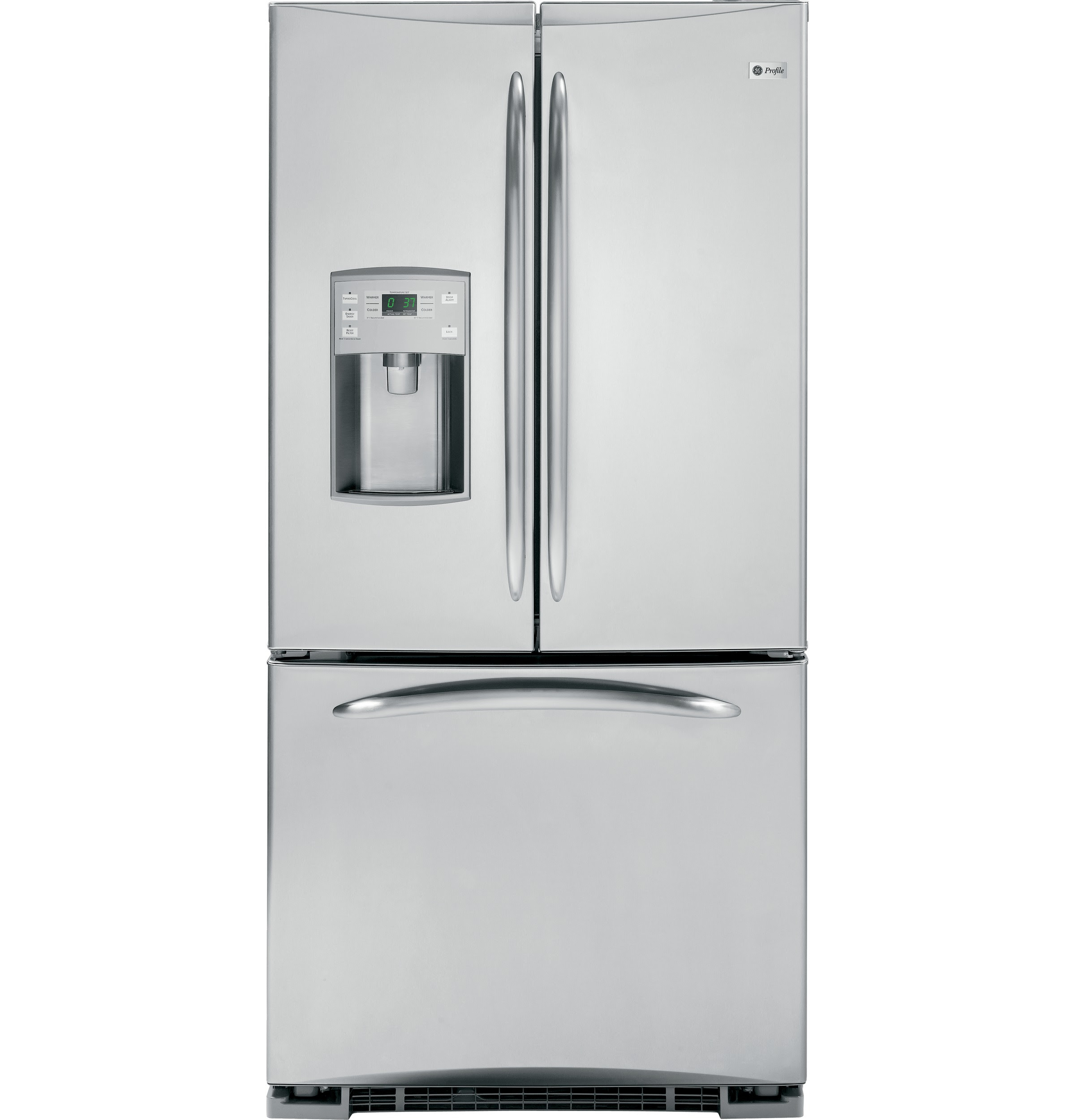 GE Profile™ ENERGY STAR 22 0 Cu Ft French Door Refrigerator