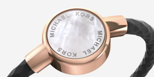Michael Kors enters the fitness-tracking game