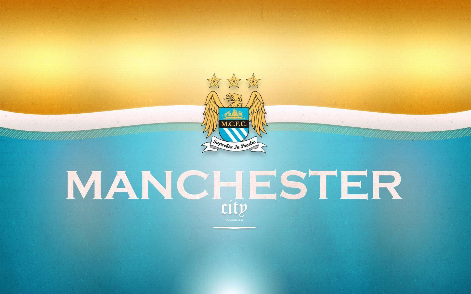 Manchester City Logo Wallpapers - Wallpaper Cave