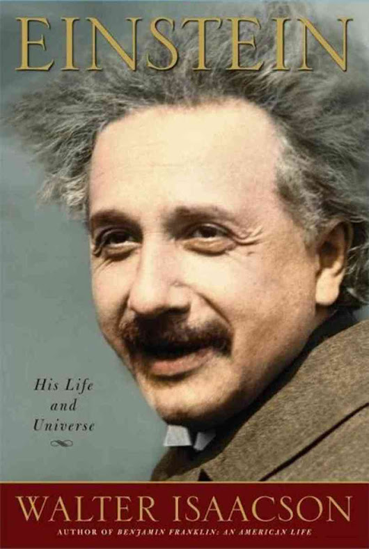200 Words or Less – Einstein: His Life and Universe