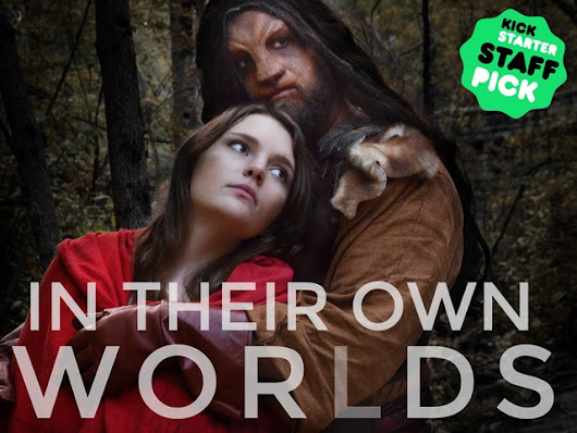 In Their Own Worlds by J.R. Blackwell — Kickstarter
