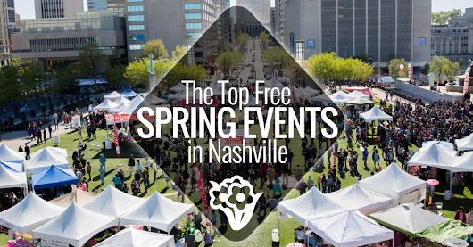 Top FREE Spring Events in Nashville | Nashville Guru