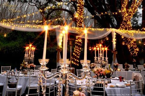 Sugar And Spice Events :: Fairylight Wonderland Wedding