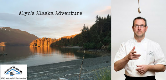 Why is chef Alyn Williams a brand ambassador for Alaska Seafood?