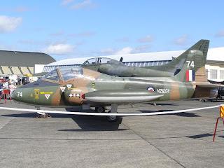 RNZAF BAC 167 Strikemaster