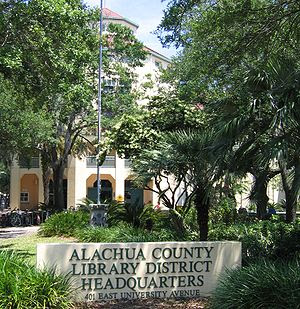 Dsg Alachua County Library District Headquarte...