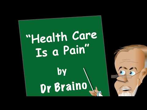 "Dr. Braino ""Health Care is a Pain"""