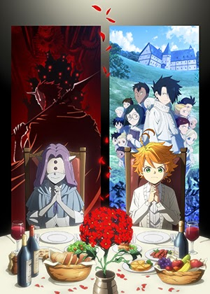 Yakusoku no Neverland 2nd Season [07/??] [HD] [Sub Español] [MEGA]