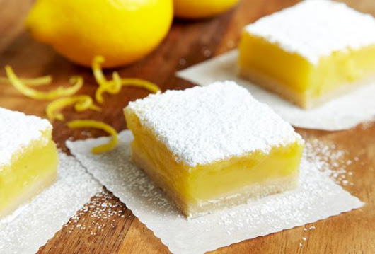 What To Do With All That Citrus? Make Lemon Bars! - Carlson Concierge Services