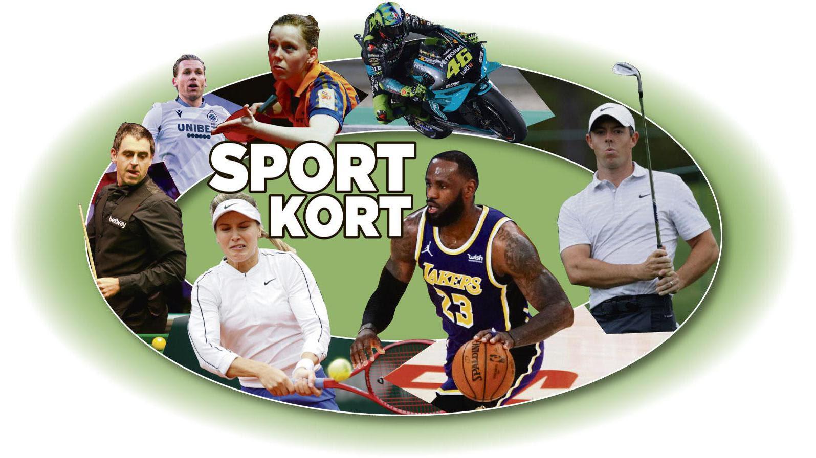 Sport Kort: Van der Breggen, Van Vleuten en Van Dijk op WK in ploegentijdrit