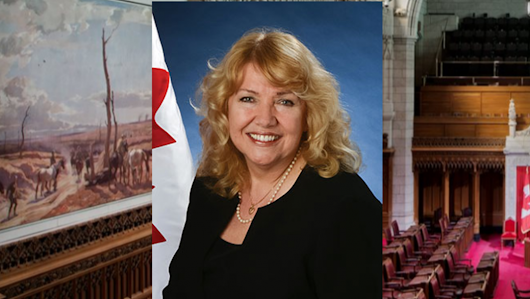 Conservative senator thinks residential schools were good, wants gays back in the closet   Daily Xtra