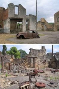 Oradour-sur-Glane (Prancis)