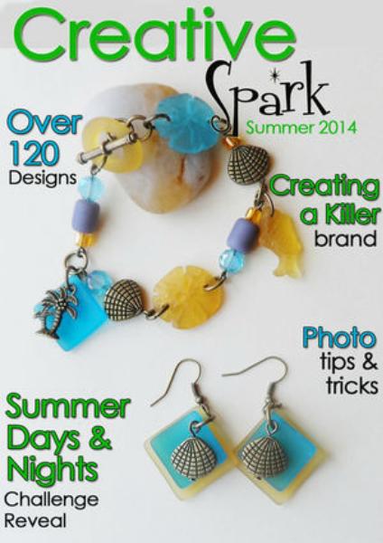 Creative Spark Summer 2014