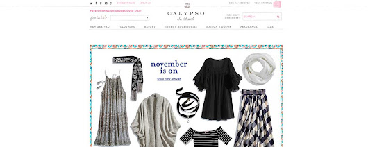 Extracting price and product information from Calypso St Barth online store - Diggernaut