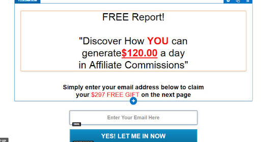 I will design a killer landing page for your affiliate promotion