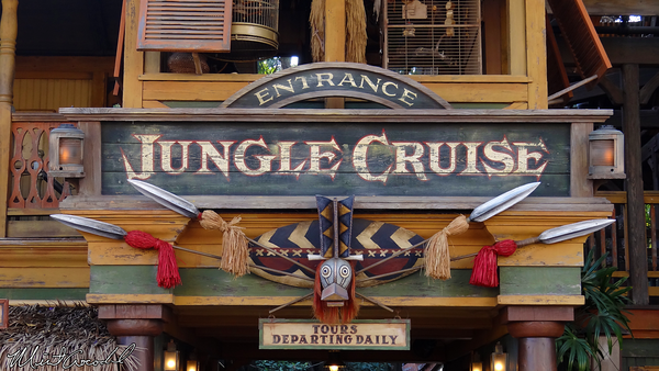 Disneyland Resort, Disneyland, Jungle Cruise