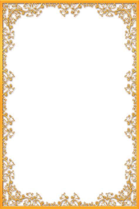 bingkai hiasan emas model gambar gratis  pixabay