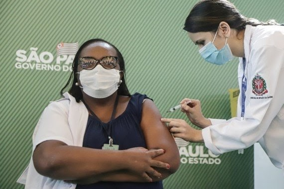 Brazil: Concerns grow over global disparities in vaccination #Gallery
