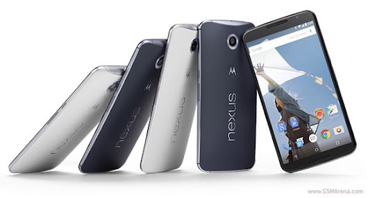 Google Nexus 6 already sold out in the United States