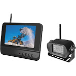 "BOYO VTC700R On-dash Car video recording system - 7"" Display"