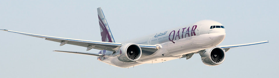 Qatar Airways promotions for flights from Singapore