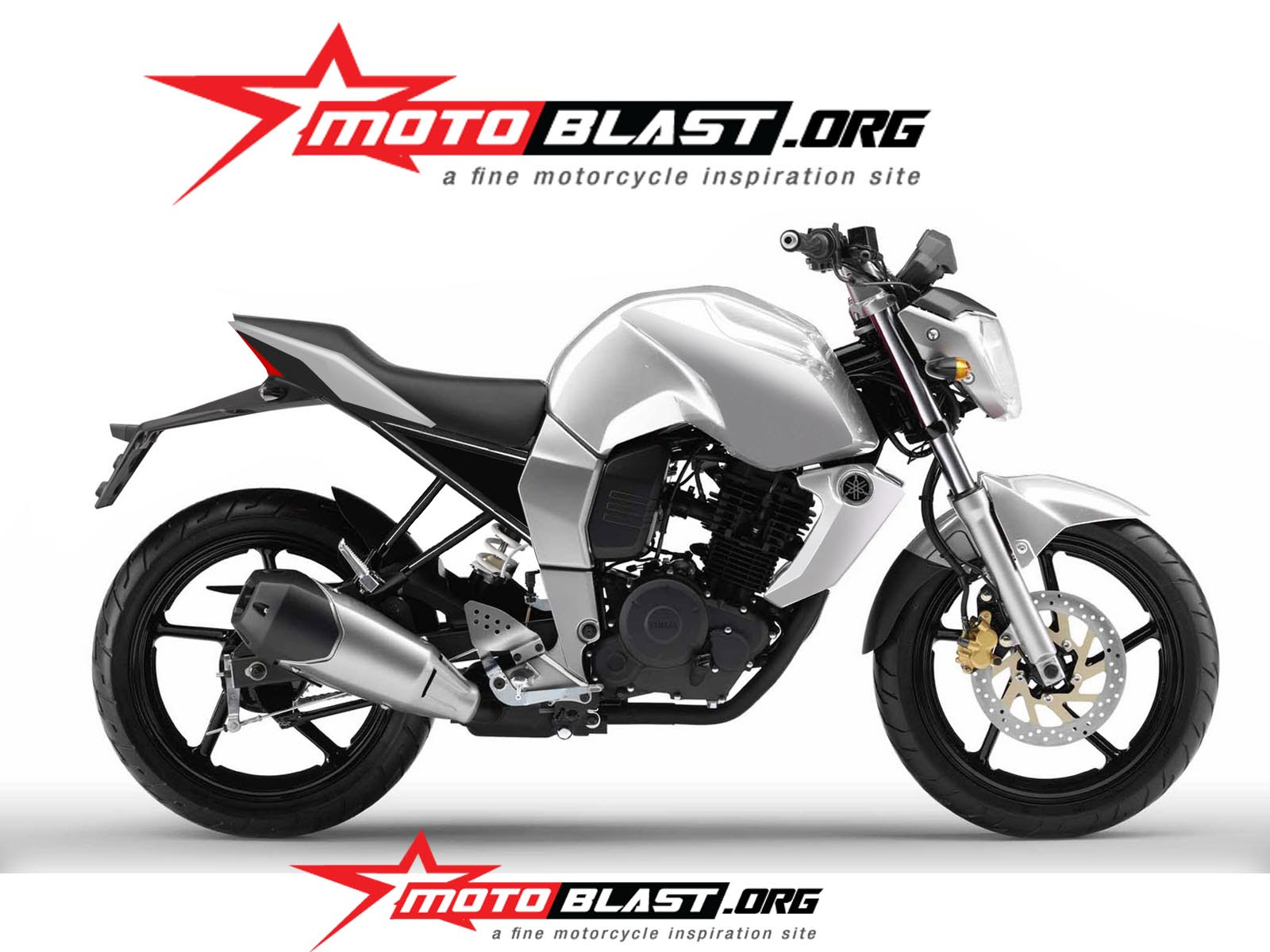 Kumpulan Modifikasi Yamaha Byson Ala Fz R15 Terbaru Pecinta Modifikasi