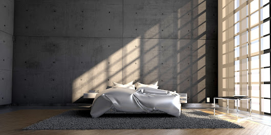 Concrete is the Residential Luxury Material of the Future