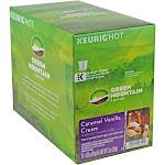Green Mountain Coffee Caramel Vanilla Cream K-Cups 24 count - The Coffee Shopping Network