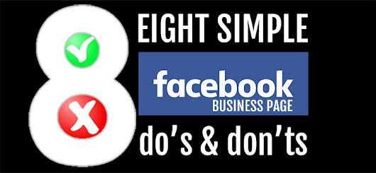 Do's and Don'ts of Managing a Local Facebook Page | Ubisan | Web Design | Glasgow