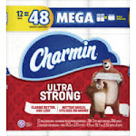 Charmin Ultra Strong Toilet Paper - 12 pack