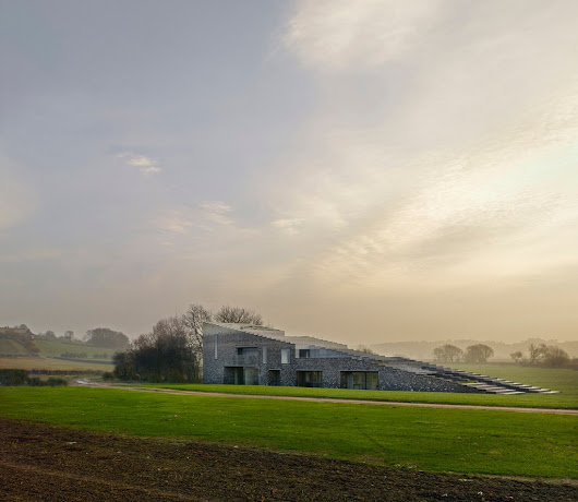 Wedge Shaped House Is Britain's House Of The Year