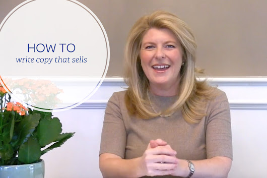 How to write copy that sells | Client Attraction Business School