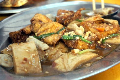 Yue Wart, Dau Kan, Tofu
