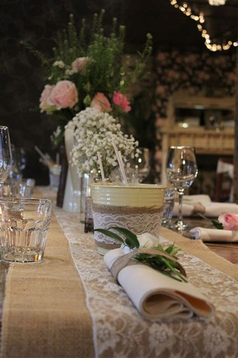 Wedding Decorations and Flowers for Newcastle Venue As You