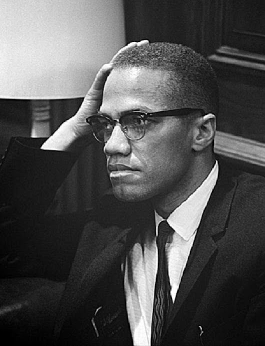 What Would Malcolm X Say About 'Negro' Celebrities Meeting with Trump? - Atlanta Black Star