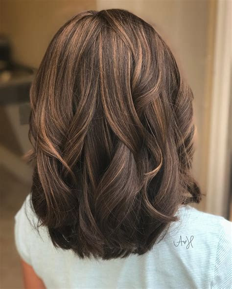 balayage ombre hair styles  shoulder length hair