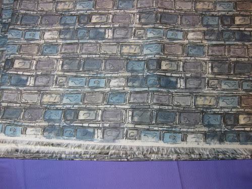 Blouse fabric choice