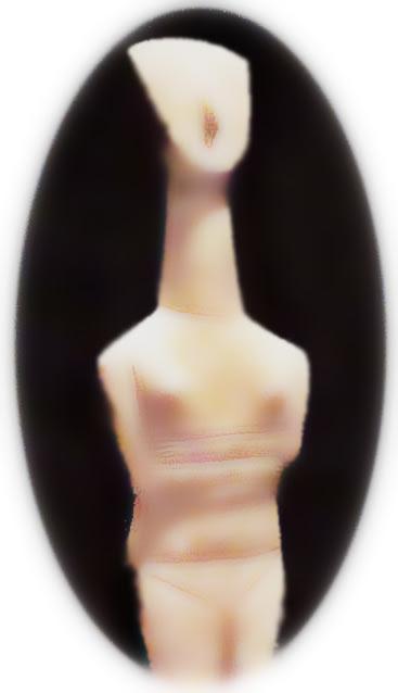 scultura cicladica