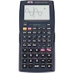 Catiga Electronics 1596819 School Smart Graphic Calculator 10 Plus 2 Dot Matrix