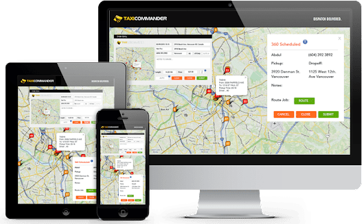 5 Ways Taxi Commander Differs From Other Taxi Dispatch Systems
