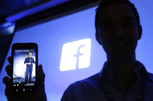 Facebook reveals its plan to dethrone YouTube