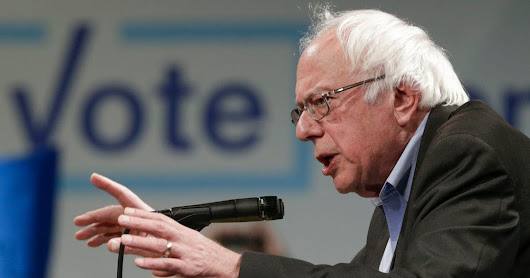 Sanders: Democrats must get out of D.C. to engage working people