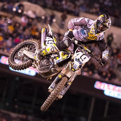 SPOILER: Monster Energy AMA Supercross 250SX East Results From New Jersey