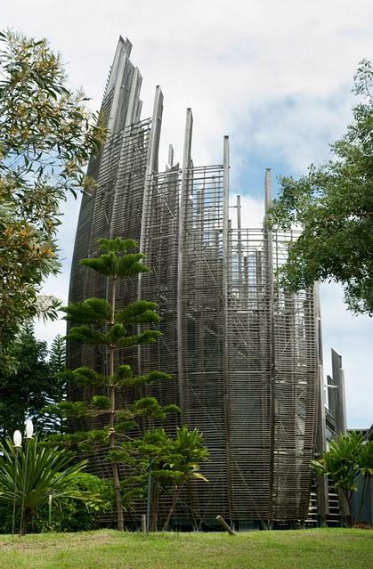 Renzo Piano - Tjibaou Cultural Center #4