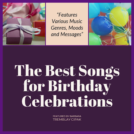 The Best Songs for Birthdays | Spinditty
