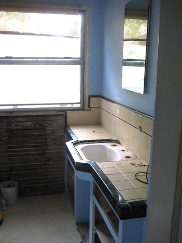 "bathroom ""before""-ish"