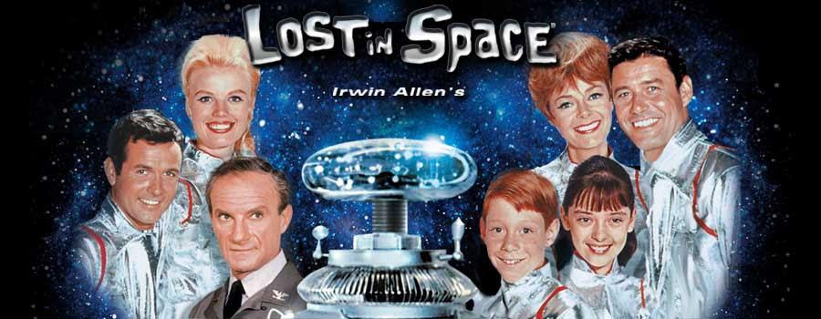 Resultado de imagem para Lost in Space