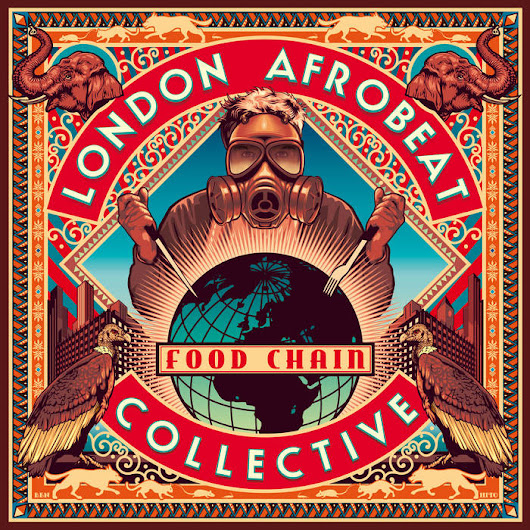 Food Chain, by London Afrobeat Collective
