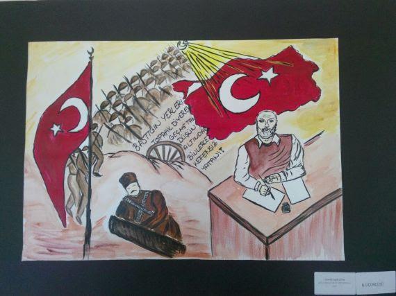 Istiklal Marşının Kabulü Ve Mehmet Akif Ersoyu Anma Günü Eğitim